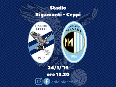 Lecco - Luciano Manara