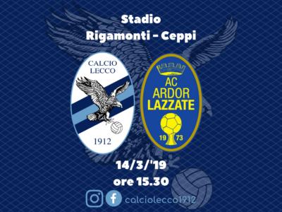 Lecco - Ardor Lazzate