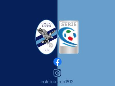 Calendario Coppa Italia Serie C.Calcio Lecco 1912 Coppa Italia C Calcio Lecco 1912