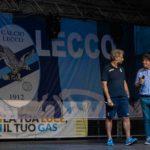 L'Aquila vola in C: le foto della presentazione della Calcio Lecco 1912 davanti ai suoi tifosi