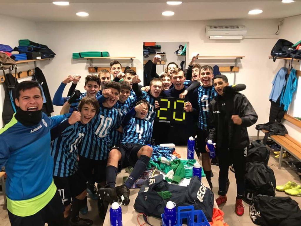 Il responsabile Paolo Pennati: «Grazie ragazzi per la straordinaria stagione»