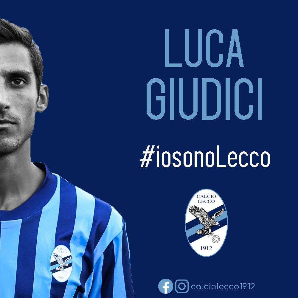 Ufficiale: Luca Giudici firma con la Calcio Lecco 1912