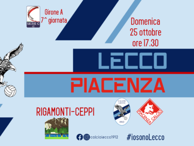 07. Lecco - Piacenza