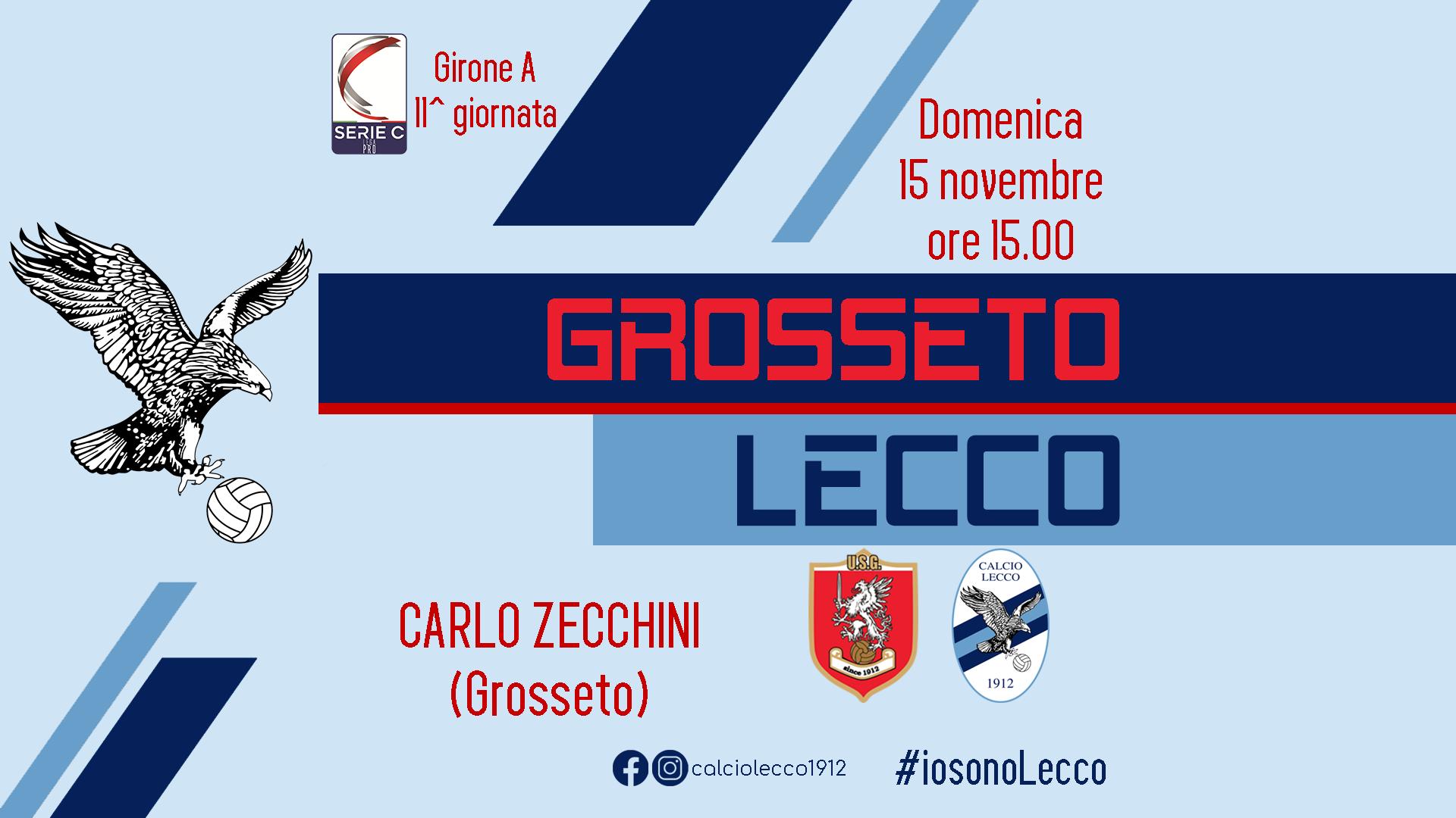 Grosseto - Lecco