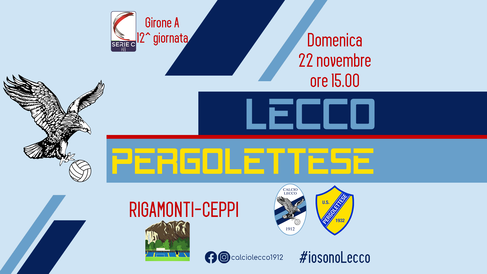 Lecco - Pergolettese