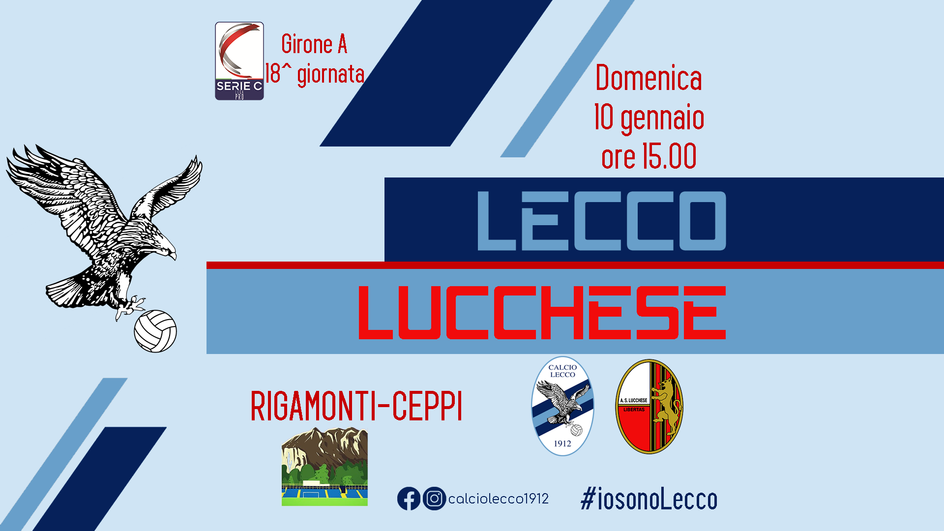 Lecco - Lucchese