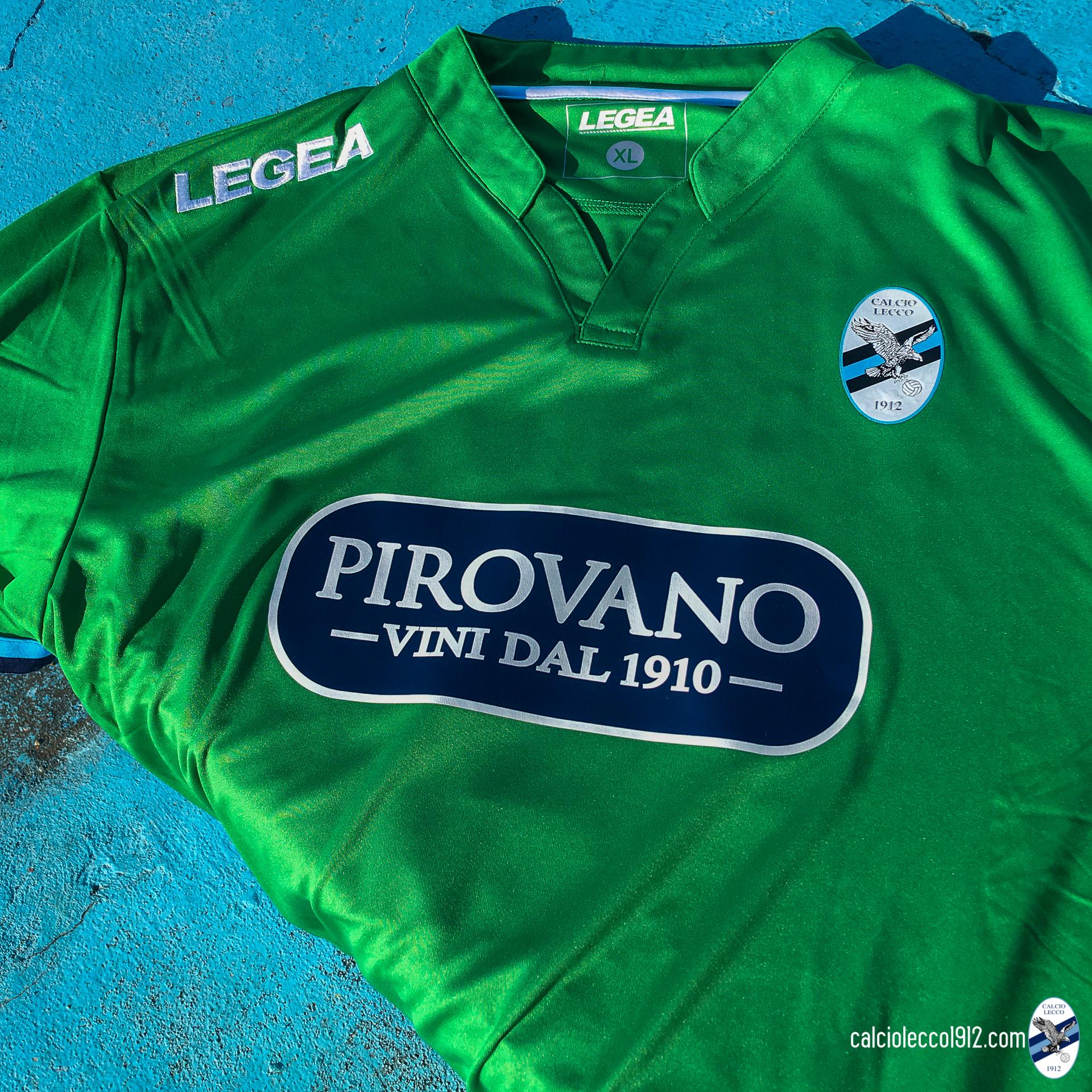 Presentato il quarto kit della Calcio Lecco 1912 firmato Legea