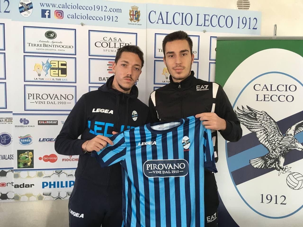 Ufficiale: Michele Emmausso nuovo giocatore della Calcio Lecco 1912