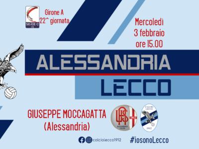 Alessandria - Lecco