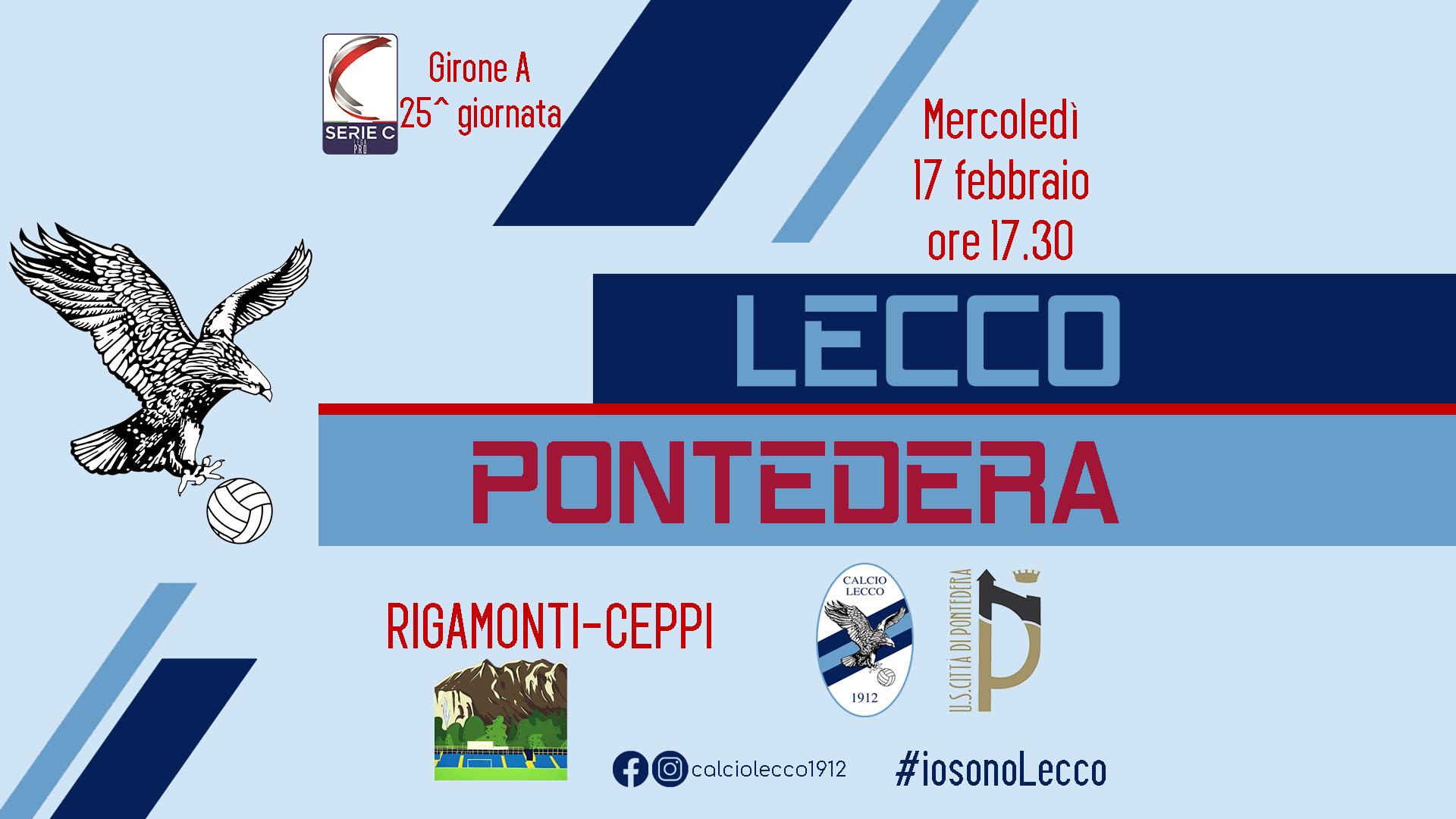 Lecco - Pontedera