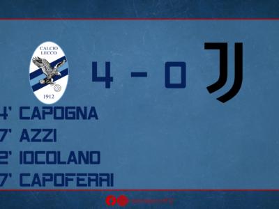 Lecco-Juventus-U23