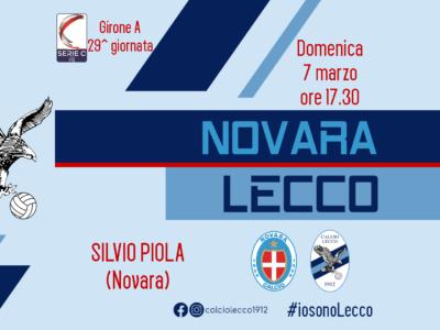 Novara - Lecco