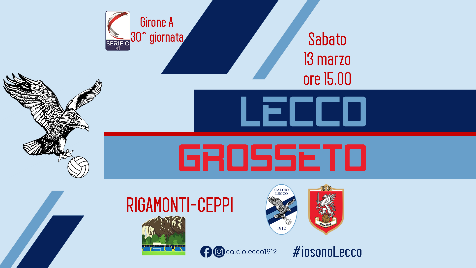 Lecco - Grosseto