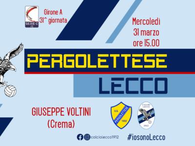 Pergolettese - Lecco
