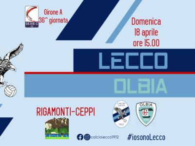 Lecco - Olbia